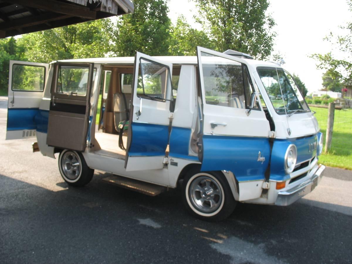 1966 Dodge A100 Van For Sale in Lewisberry, Pennsylvania ...