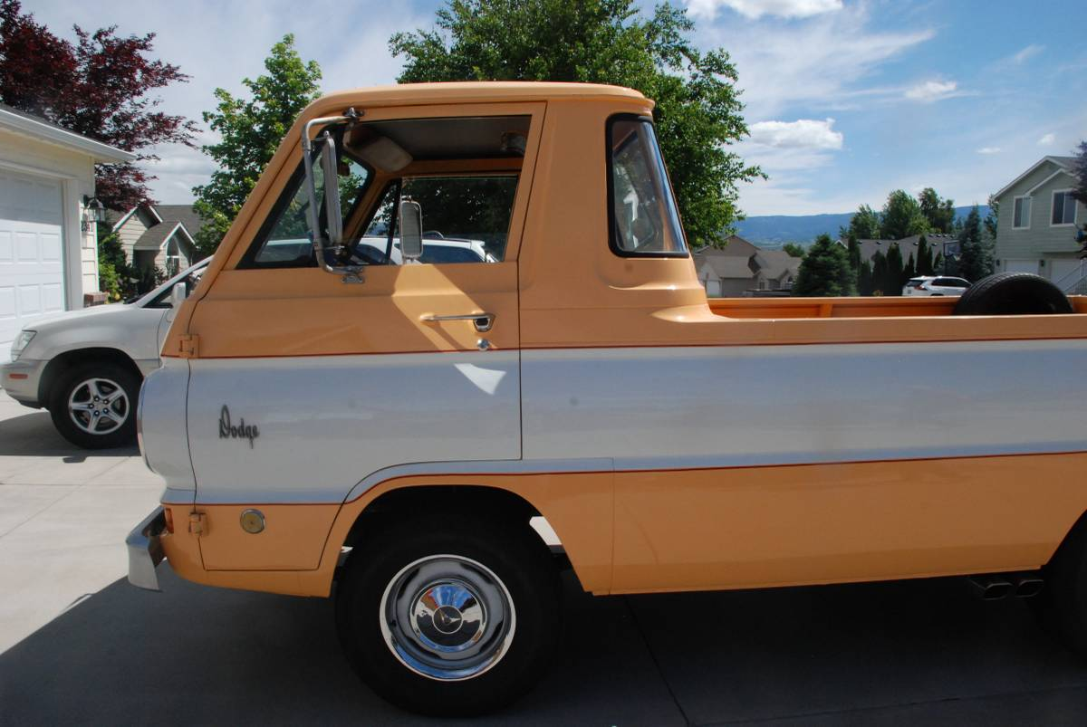 1969 Dodge A100 Pickup Truck For Sale in East Wenatchee