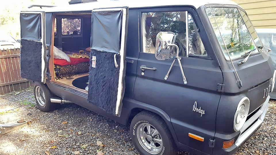 1970 Dodge A100 Custom Van For Sale in Lacey, NJ   $6.5K