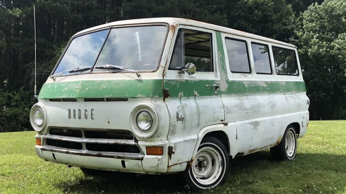 1964 Dodge A100 Van For Sale in Hickory, North Carolina ...