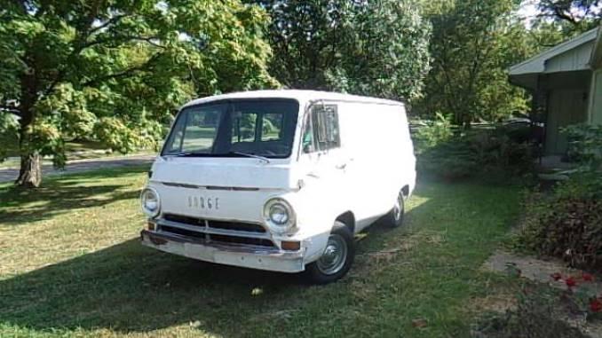 1966 Dodge A100 Van For Sale in Lawrence, Kansas   $6,500