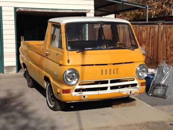 Dodge A100 Pickup For Sale - 3 & 5 Window Trucks   US/CAN ...