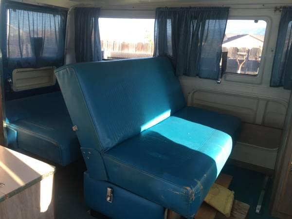 1969 Dodge A100 Camper For Sale in Cañon City, Colorado   $7K