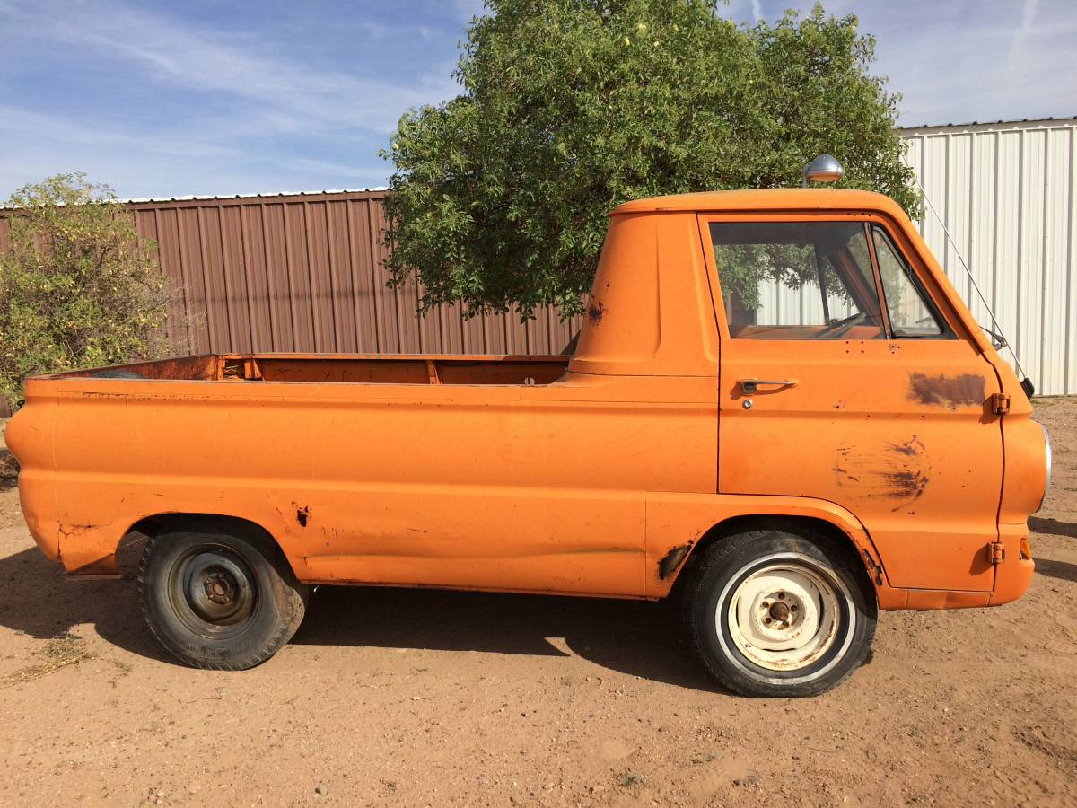 Craigslist Las Cruces Nm >> 1964 Dodge A100 Non-Running Pickup Project For Sale in Deming, NM