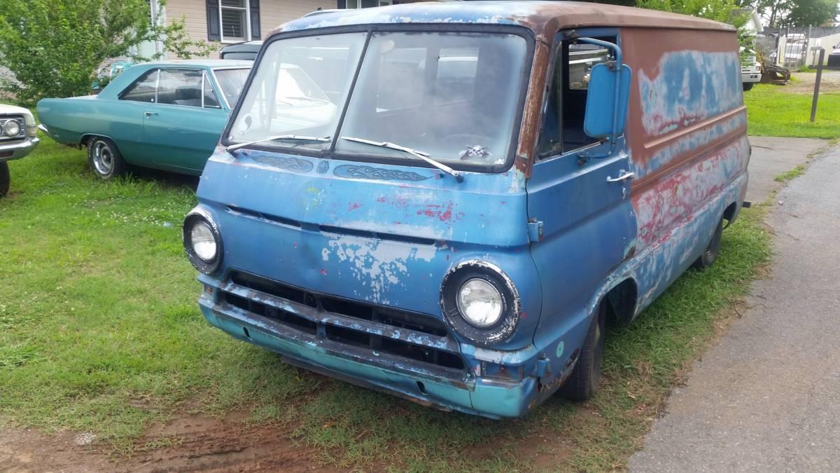 1969 Dodge A100 Van For Sale in Cartersville, Georgia | $6,000