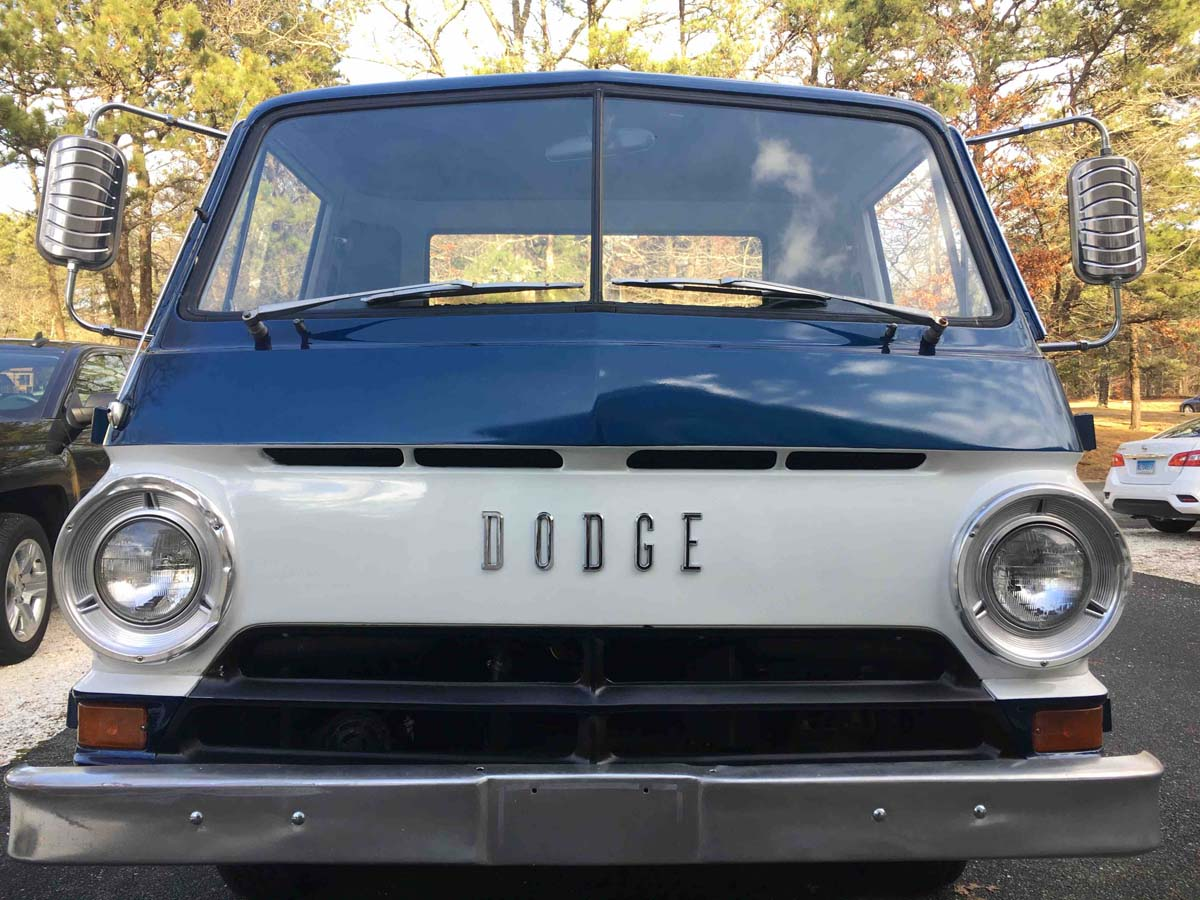 1969 Dodge A100 Pickup Truck For Sale in Durham/Chapel ...