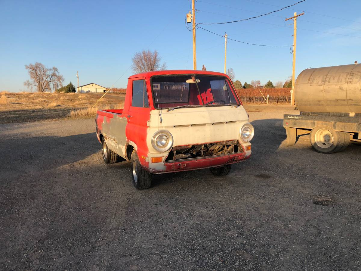 1969 Dodge A100 Pickup Truck For Sale in Pasco, Washington ...