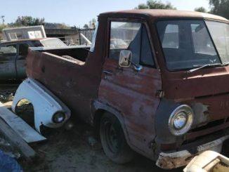1967 orange ca